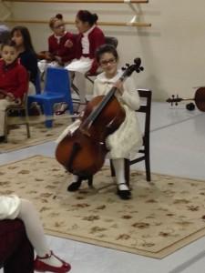 cello solo 2014